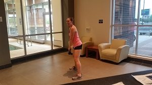 Two Tips on How Not to Get Noticed at the Gym kettle bell