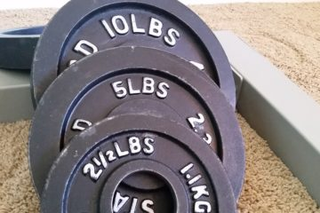 Fitness Boulders plates